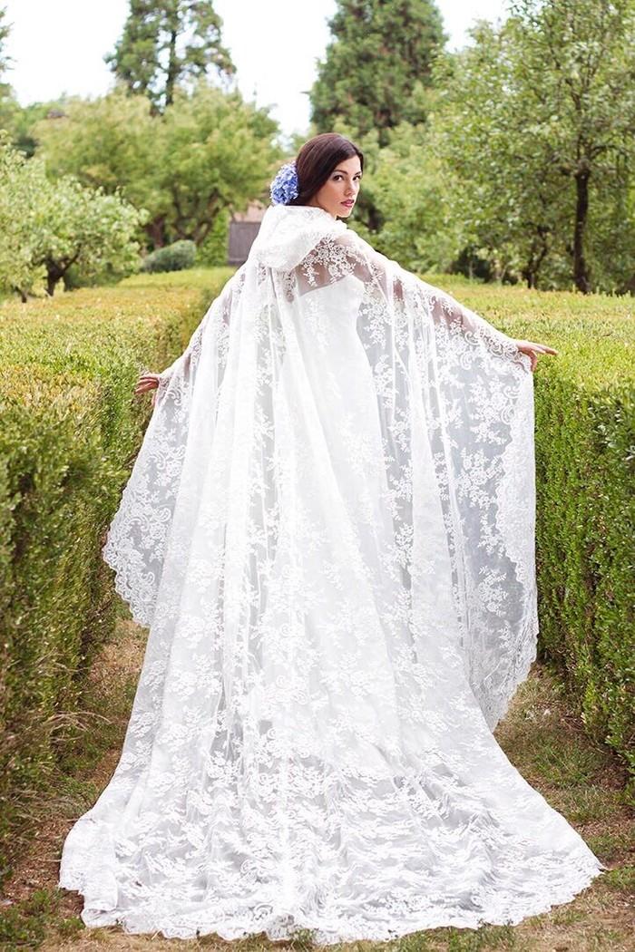 4c07d43e439a Abito da sposa Alessandro Tosetti 2018 Cloride retro
