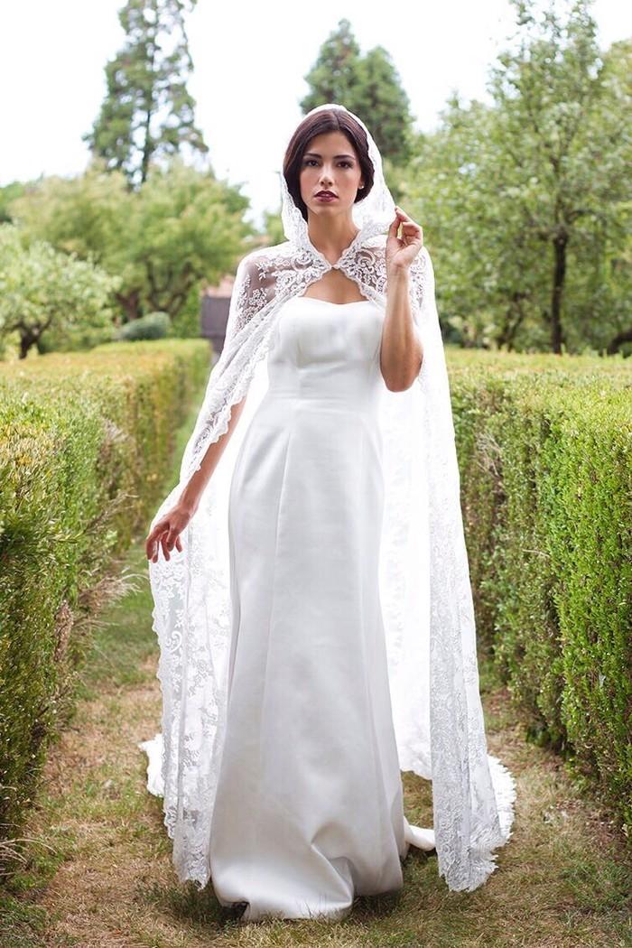 pretty nice f3a9a 8a123 Abito da sposa Alessandro Tosetti 2018 Cloride